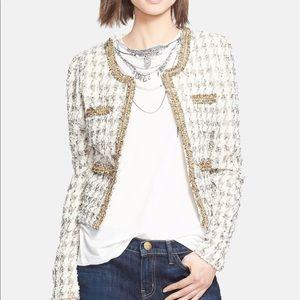 McGinn Houndstooth Jacket